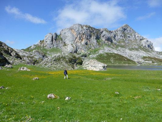 omgeving Lago de la Ercina