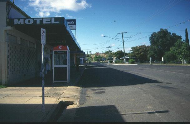 Motel in Springsure