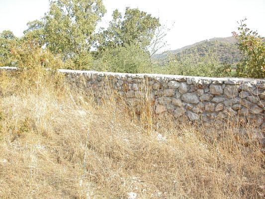 muurtje van de katslang
