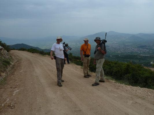 andere locatie nabij Kato, Olympos