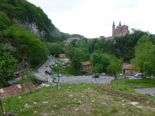 Covadonga in zicht
