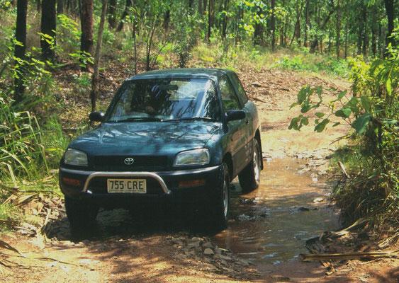 onze Toyota 4-Weel Drive