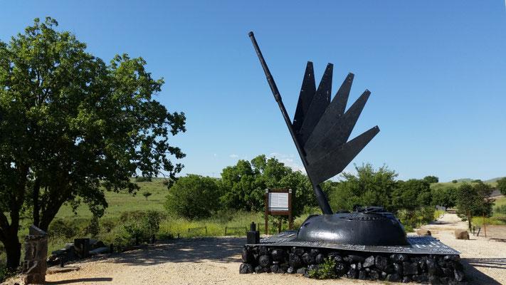 monument van Jom Kippoeroorlog