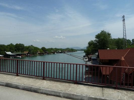 brug naar het eiland Ada