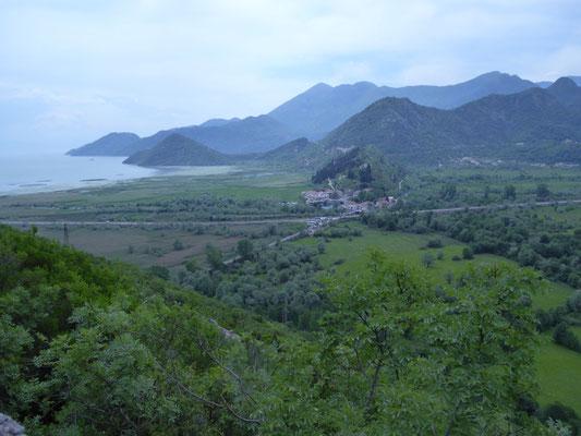 uitzicht op Virpazar