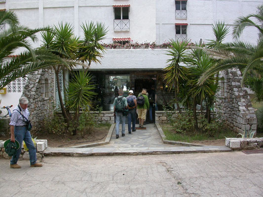 hotel in Gythio