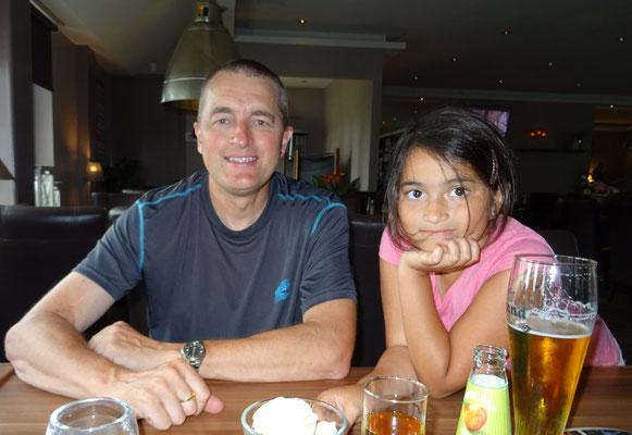 Martin en Rashmi