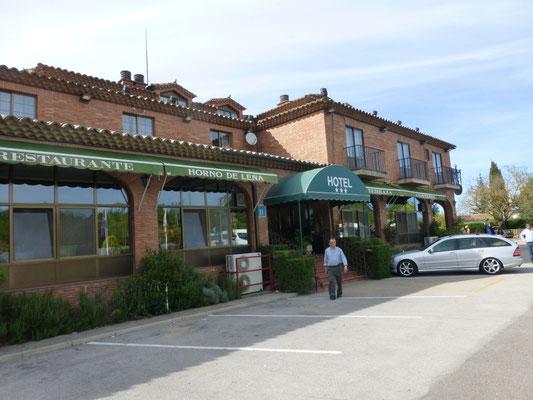 hotel Alisa in Lerma