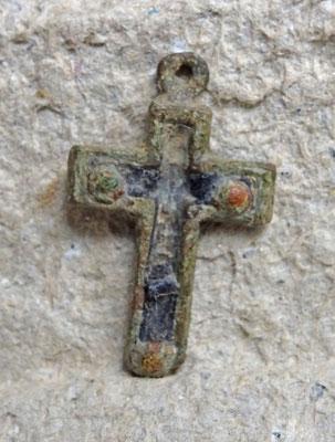 Hanger kruisje (beeld is er helaas af)