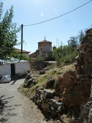 klooster bij Exochori