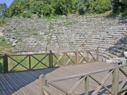 amphitheater Phaselis