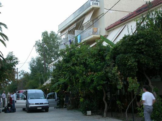 hotel in Pilos