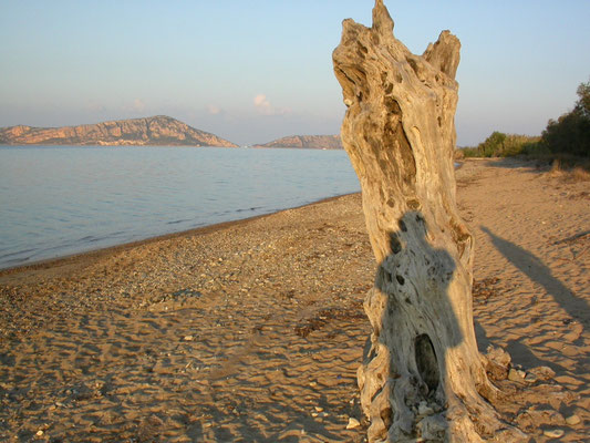 strand van Pilos