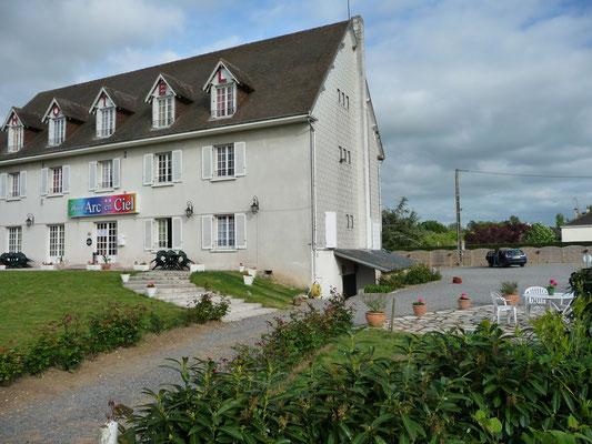 ons hotel in de Brenne: Hotel Arc en Ciel, Chåteauroux