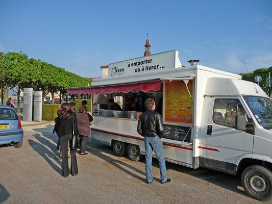 pizzawagen in Commercy