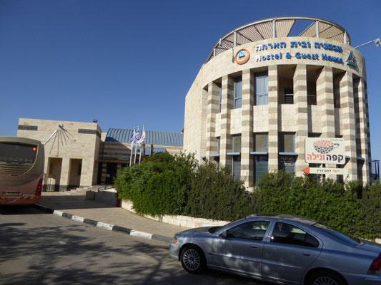 ons onderkomen: Beit She'an Hostell