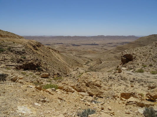 Yeruham krater