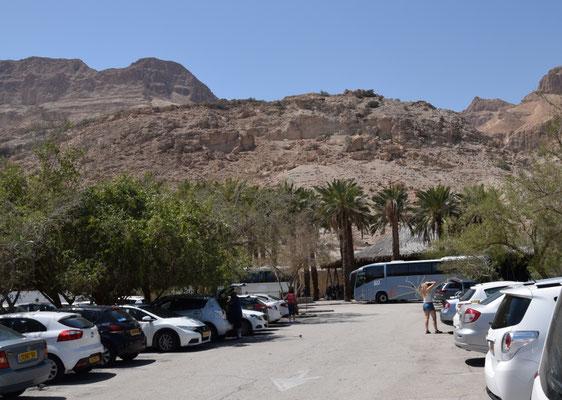 Ingang Wadi Arugot