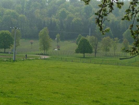 begraafplaats eerste wereldoorlog