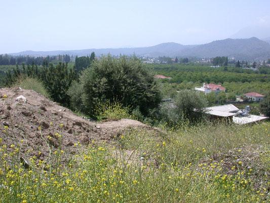 uitzicht op Kiris