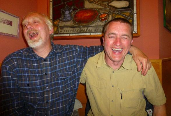 Anton en Martin