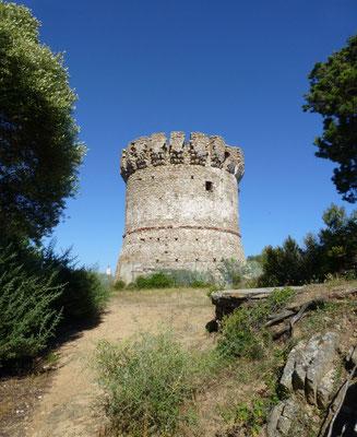 toren aan de kust