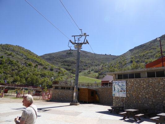 voor de ski/stoeltjeslift