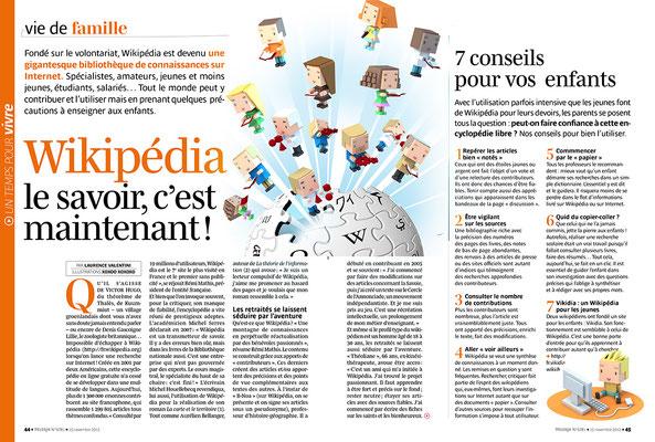 """Presse Illustration 3d pour le magazine """" Pelerin"""""""