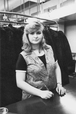 Frauen im Bekleidungswerk Treff-Modelle 1984 © Helga Paris