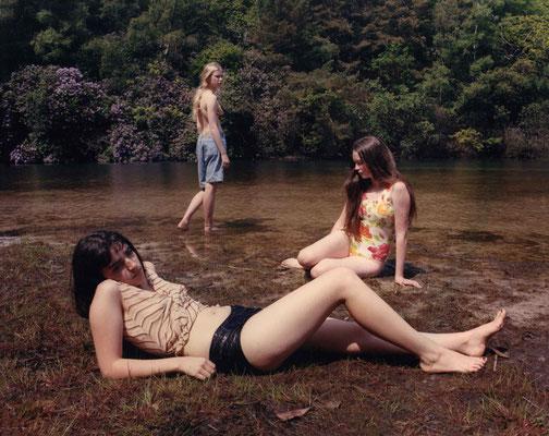 Bathers, 2018 © Julie Greve