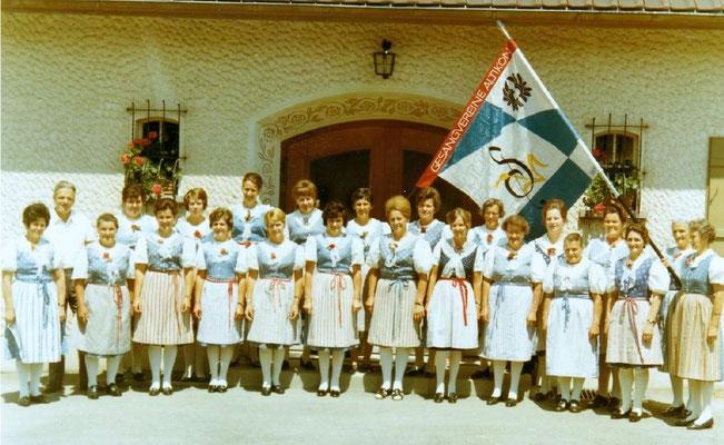 50 Jahre Frauen- und Töchterchor Altikon