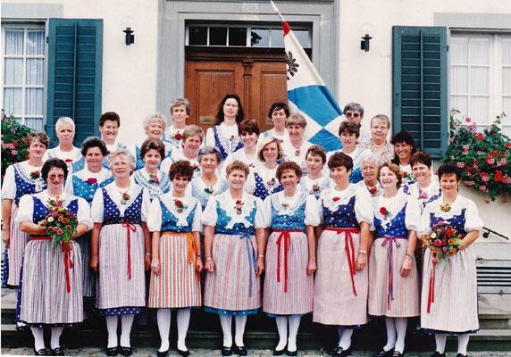 75 Jahre Frauenchor Altikon