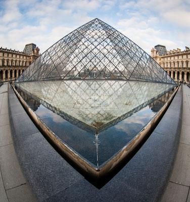 Cour du Palais du Louvre
