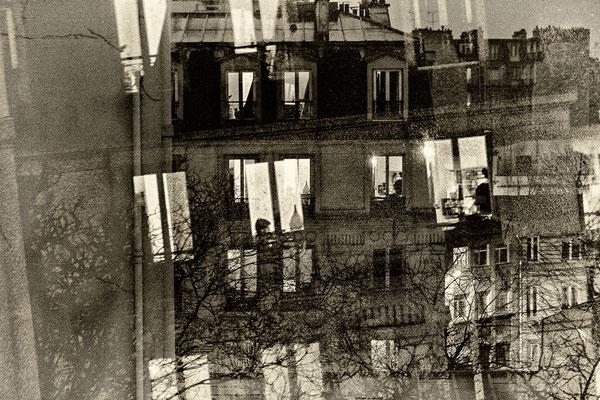 Intérieurs parisiens