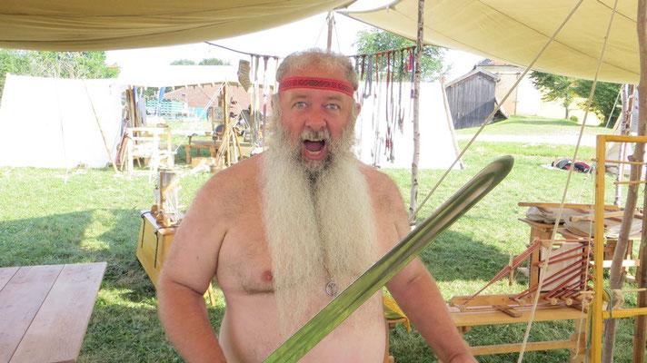 """Ulfram macht uns """"den Beowulf""""..."""