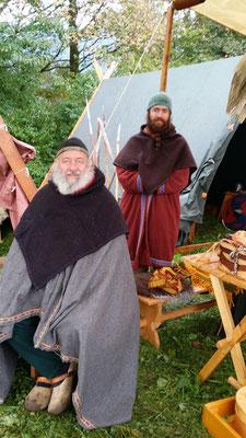 Ulfram und Nordulf frieren um die Wette ;-)