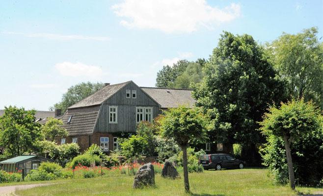 Wohnhaus in Dahrendorf