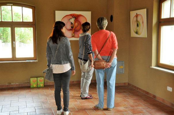 Impression Wagen & Winnen-Kunstfestival