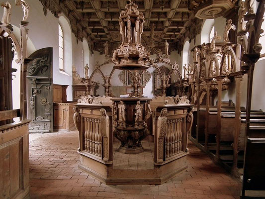 Barockkirche Osterwohle