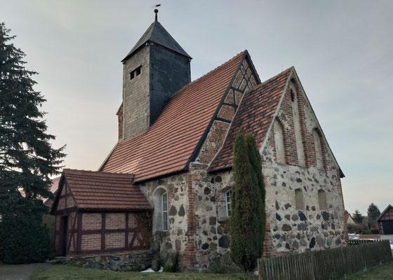 Feldsteinkirche Ipse bei Gardelegen, c Amanda Hasenfusz