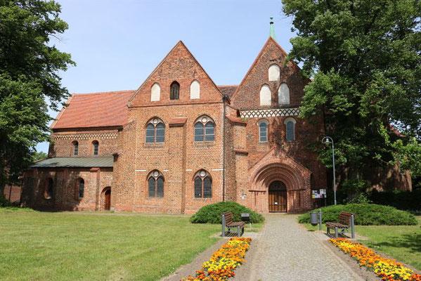 Straße der Romanik: Kloster Arendsee