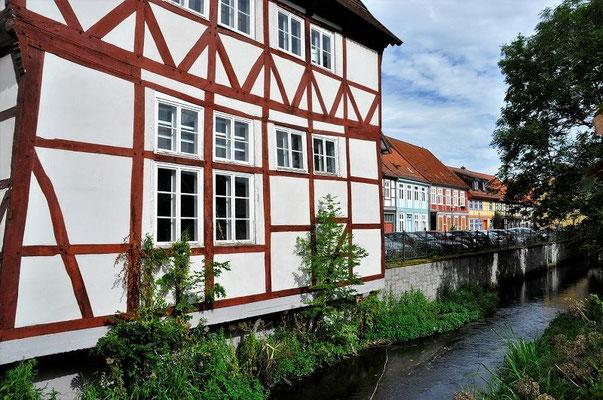 Fachwerkimpression aus der Hansestadt Salzwedel