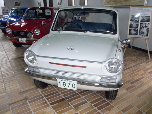 マツダ・キャロル(1970年式)