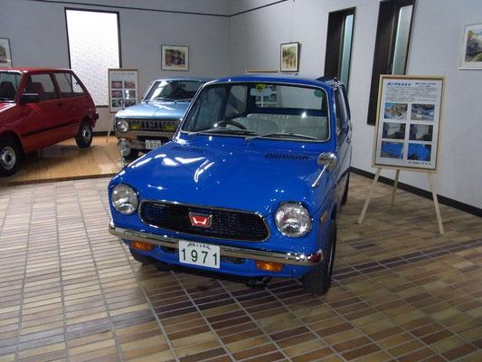 ホンダNⅢ360(1971年式)