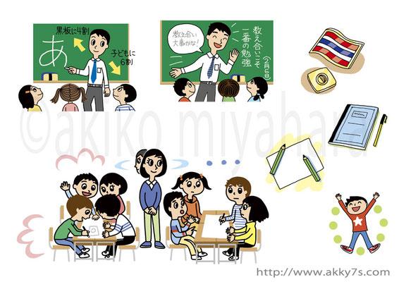 実践・教育リフレクション1身体スキル あすの授業が上手くいく〈ふり返り〉の技術 表紙
