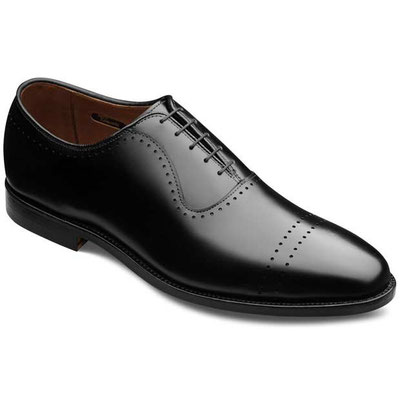 Allen Edmonds Vernon Black  Mod.8808