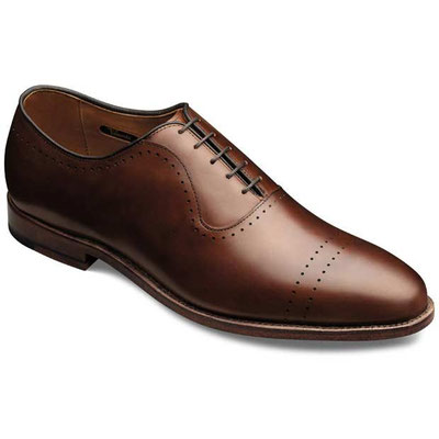Allen Edmonds Vernon Saddle Brown Mod.8838