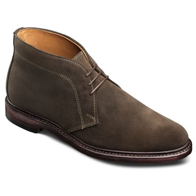 Dundee Wildleder Boots