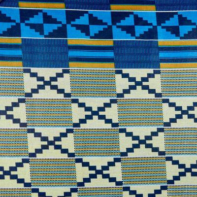 K6 african print kente