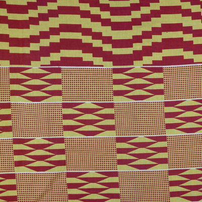 K12 african print kente